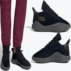 Adidas Originals Kamanda Sneakers  Shoes Black 12